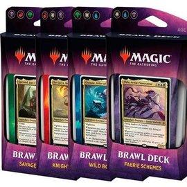 Magic The Gathering Magic The Gathering Throne of Eldraine Brawl Deck