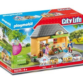 Playmobil Playmobil - Mijn kruidenier (70375)