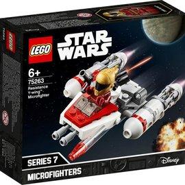 Lego Lego 75263 Resistance Y-wing MicroFighter