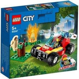 Lego Lego 60247 Bosbrand