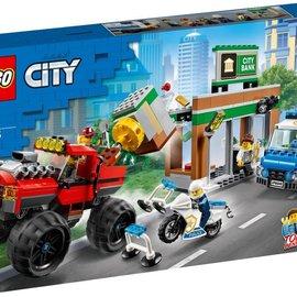 Lego Lego 60245 Politiemonstertruck overval
