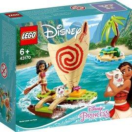 Lego Lego 43170 Vaiana's oceaanavontuur