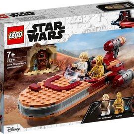 Lego Lego 75271 Lukes Landspeeder Great Vehicle