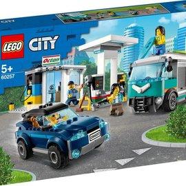 Lego Lego 60257 Benzinestation