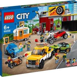 Lego Lego 60258 Tuningworkshop
