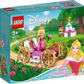Lego Lego 43173 Aurora's koninklijke koets