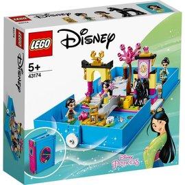 Lego Lego 43174 Mulans verhalenboekavonturen