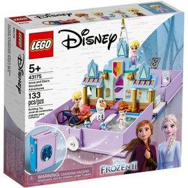 Lego Lego 43175 Anna's en Elsa's verhalenboekavonturen