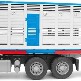 Bruder Bruder Scania R-serie Veewagen + dier 1:16