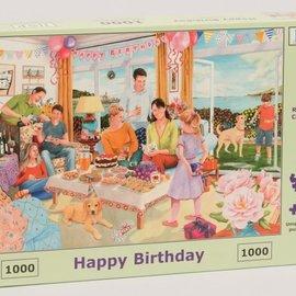 The House of Puzzles The House of Puzzles - Happy Birthday (1000 stukjes)