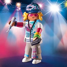 Playmobil Playmobil - Rapster (70237)