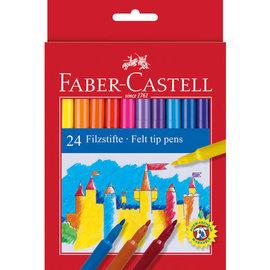 Faber-Castell Faber-Castell Viltstiften 24 stuks