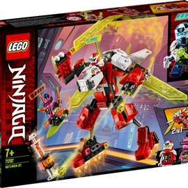 Lego Lego 71707 Kai's Mech Jet