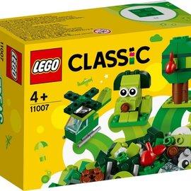 Lego Lego 11007 Creatieve groene stenen