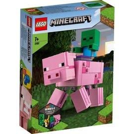 Lego Lego 21157 BigFig Varken met Babyzombie