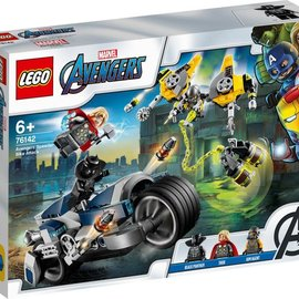 Lego Lego 76142 Speeder Bike aanval