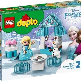 Lego Lego Duplo 10920 Prinses Elsa's en Olaf's feestje
