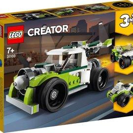 Lego Lego 31103 Raketwagen