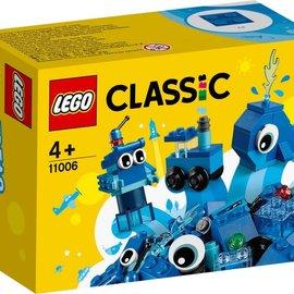 Lego Lego 11006 Creatieve blauwe stenen