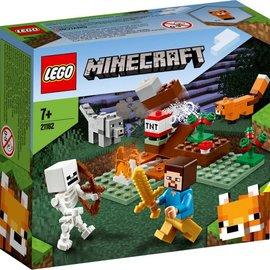 Lego Lego 21162 Het Taiga avontuur