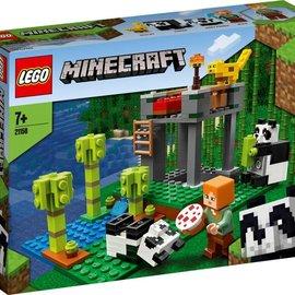Lego Lego 21158 Het pandaverblijf
