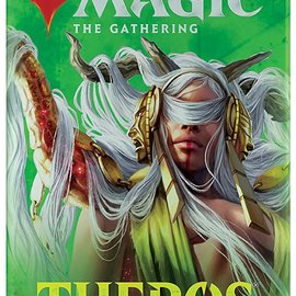 Magic The Gathering Magic The Gathering - Theros Beyond Death Card Collectors Booster