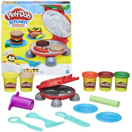 Play-Doh Play-Doh Keuken creaties - Burger barbecue