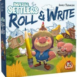 WhiteGoblinGames Imperial Settlers: Roll & Write