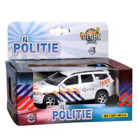 Kids globe Kids Globe Volvo Politiewagen met licht en geluid