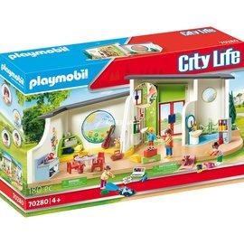 Playmobil Playmobil - Kinderdagverblijf (70280)