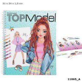 TopModel Create your TOPModel kleurboek