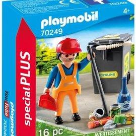 Playmobil Playmobil Straatveger (70249)