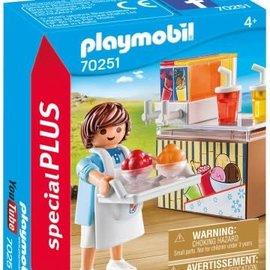 Playmobil Playmobil Slush-verkoper (70251)
