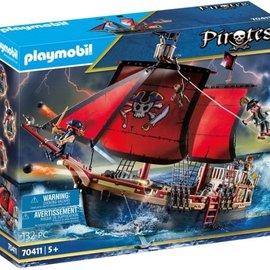 Playmobil Playmobil Piratenschip (70411)