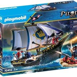 Playmobil Playmobil Zeilschip van de soldaten (70412)