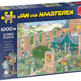 Jumbo Jan van Haasteren - De Kunstmarkt (1000 stukjes)