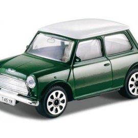 Bburago Bburago Mini Cooper 1969 1:43