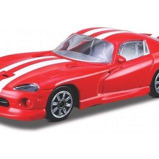 Bburago Bburago Dodge Viper GTS Coupe 1:43