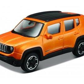 Bburago Bburago Jeep Renegade 1:43