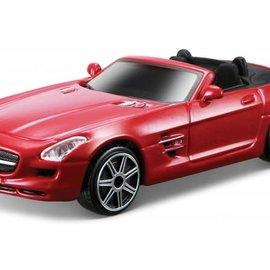 Bburago Bburago Mercedes Benz SLS AMG Roadster 1:43