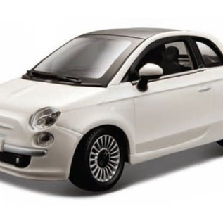 Bburago Bburago Fiat 500 (2007) 1:24