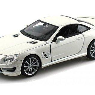 Bburago Bburago Mercedes-Benz SL 65 AMG Hardtop 1:24