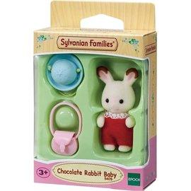 Sylvanian families Sylvanian Families - Baby Chocoladekonijn