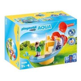 Playmobil Playmobil - 123 Waterglijbaan (70270)