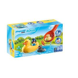 Playmobil Playmobil - 123 Eendenfamilie (70271)