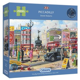 Gibsons Gibsons puzzel Piccadilly (250 XL stukjes)