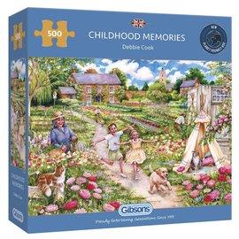 Gibsons Gibsons puzzel Childhood Memories (500 stukjes)