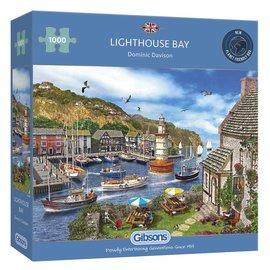 Gibsons Gibsons puzzel Lighthouse Bay (1000 stukjes)