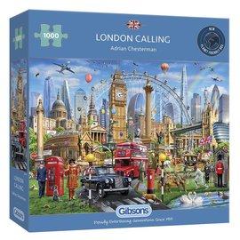 Gibsons Gibsons puzzel London Calling (1000 stukjes)