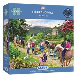 Gibsons Gibsons puzzel Highland Hike (1000 stukjes)